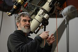 Vatican astronomer to speak at three free events