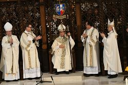 Bishop Oscar A. Solis installed in Salt Lake City