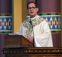 Bishop Solis' homily at the Mass of Installation
