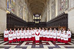 King's College Choir to perform during Cathedral of the Madeleine's annual Founder's Day Concert