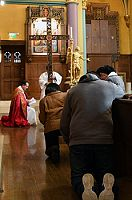 Easter Triduum in the Cathedral of the Madeleine