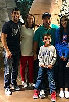 Bilingual Mexican-American family in Huntington nominated for Christi Lumen Award