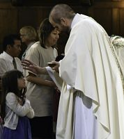 'Joy and gratitude' because of newly ordained priest
