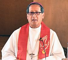 Common Prayer: Homily of Bishop Oscar A. Solis