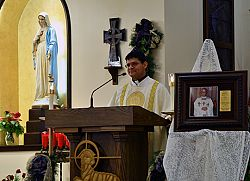 Memorial Mass celebrated for Fr. Martin Rock
