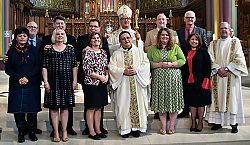 Deacons' Rite of Admission to Candidacy celebrated