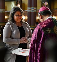 Rite of Election celebrated at cathedral