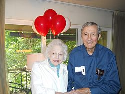 St. Martin de Porres parishioner celebrates 73rd wedding anniversary