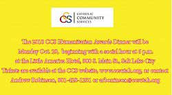 CCS of Utah Humanitarian Awards Dinner