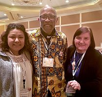 Diocesan staff advocate in D.C. for the needy
