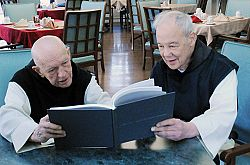 Utah's former Trappist monastery is focus of movie, book