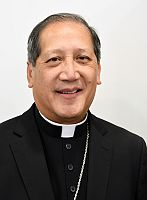 Bishop Solis: Dare to be a saint!'