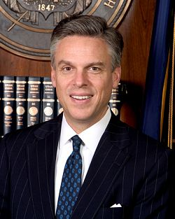 Governor Huntsman, state celebrate new opportunity