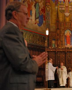 New deacon formation class marks milestone