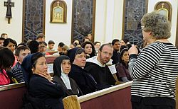 Priests, religious women to share vocation stories