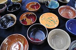 Empty Bowls at new time and venue this year