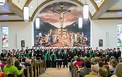 Excellent acoustics make local Catholic churches coveted venues for community concerts
