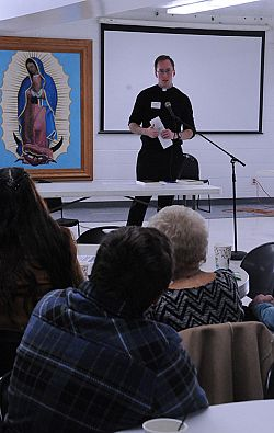 Workshop discusses Dignity of Life issues