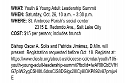 Summit to discuss how to involve youth in local Church