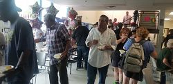 Birthday celebrations heighten sense of community