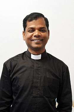 Salt Lake diocese welcomes new priest