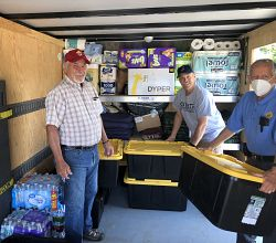 Utah Knights of Columbus launch efforts to help Navajo Nation
